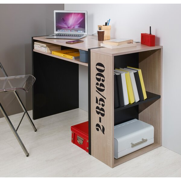 Dodd Shipping Writing Desk by Ebern Designs