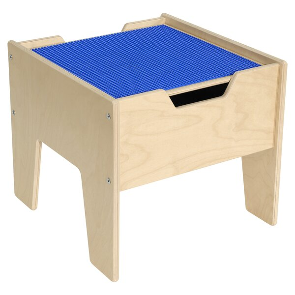 Clarendon Kids Rectangle Lego Table by Symple Stuf