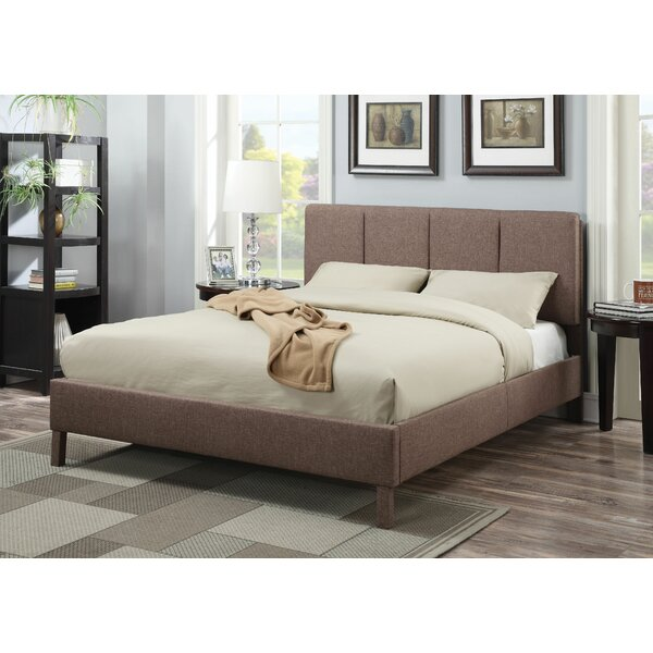 Bogue Upholstered Standard Bed by Latitude Run