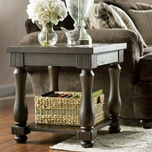 Arnold End Table by Three Posts