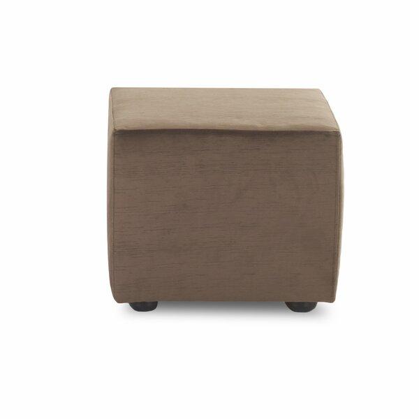 Cochran Cube Ottoman by Latitude Run