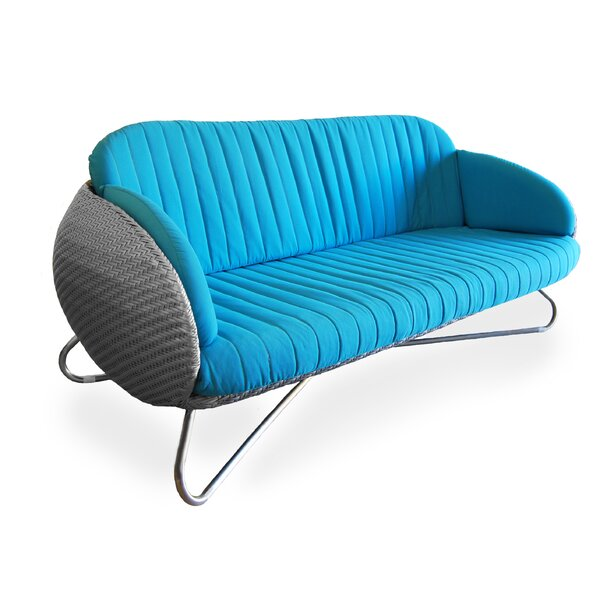 Sofa with Cushions by 100 Essentials