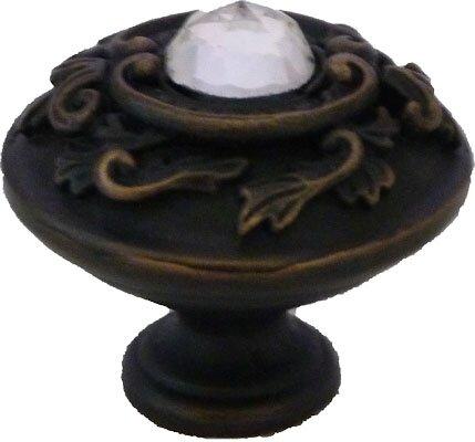 Florentine Pewter Mushroom Knob by Premier Hardware Designs