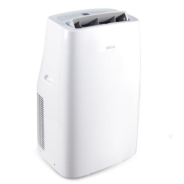 12,000 BTU Portable Air Conditioner with Remote by Della