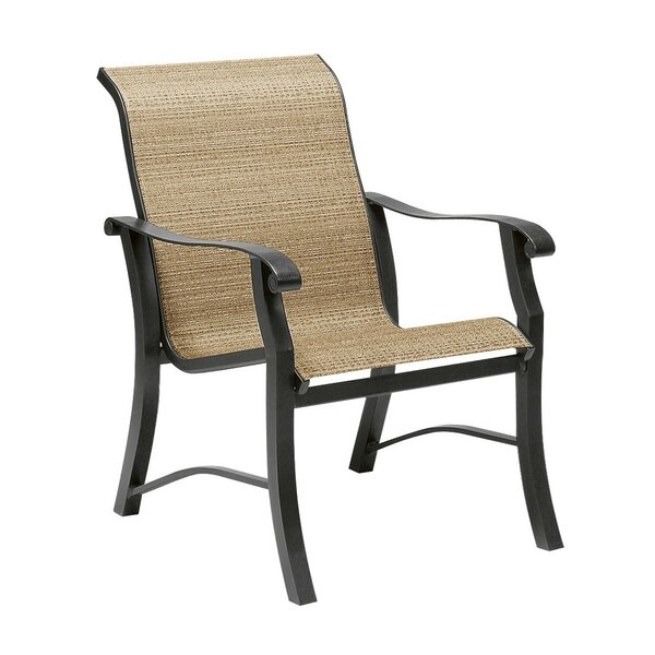 Cortland Sling Patio Dining Chair by Woodard