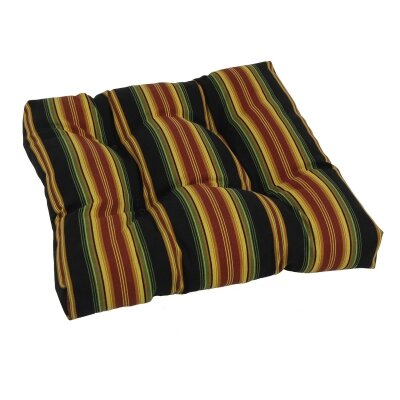 Designer Patio Rocking Chair Cushion by Blazing Needles