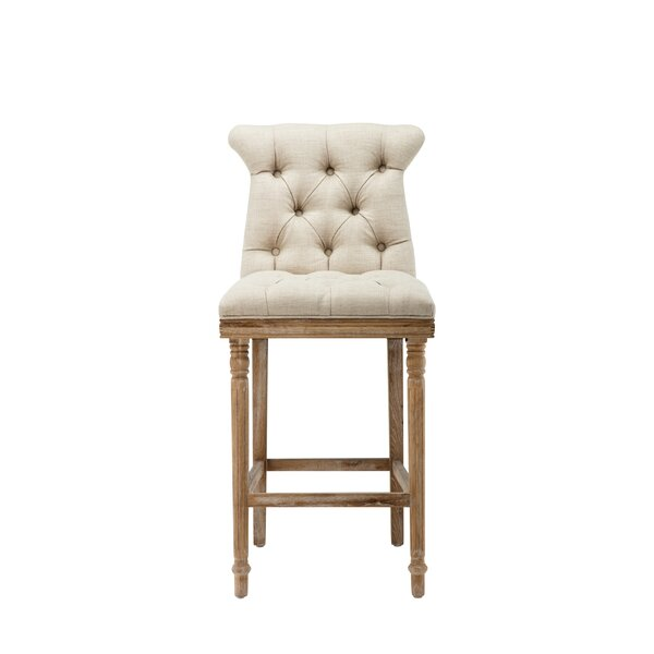 Ligia 27.8 Bar Stool by One Allium Way