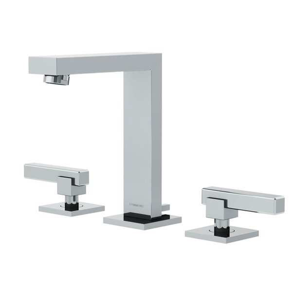 Duro Widespread Standard Bathroom Faucet Double Blade Handle by Symmons