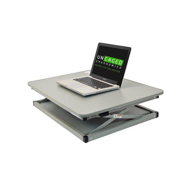 CHANGEdesk Mini Bridgeview Height Adjustable Standing Desk by Symple Stuff