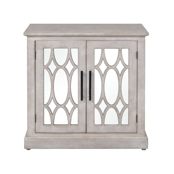 Sierra 2 Door Accent Cabinet