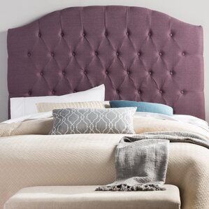 Lesa Hanover Upholstered Headboard by House of Hampton