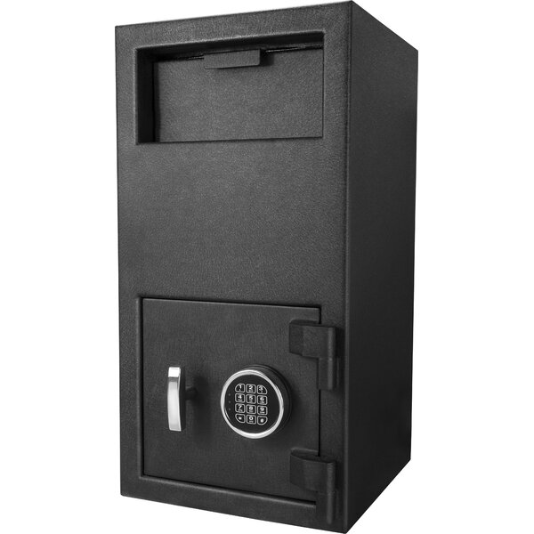 Standard Depository Safe with Electronic and Key L