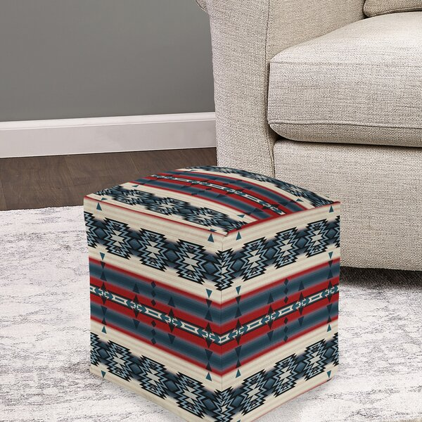 Mercedes Pouf by Foundry Select