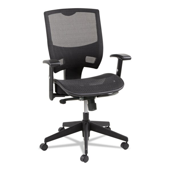 Thigpen Ergonomic Mesh Desk Chair by Latitude Run
