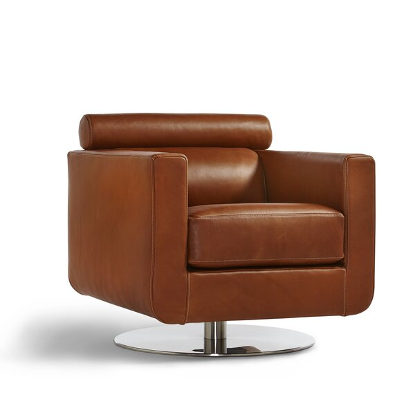 Barletta Swivel Armchair by Lazar