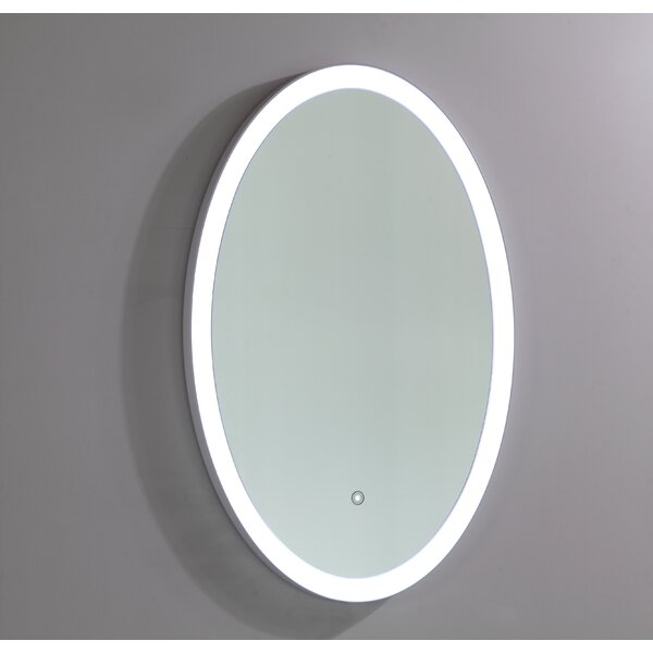 Lighted Bathroom/Vanity Mirror by Vanity Art