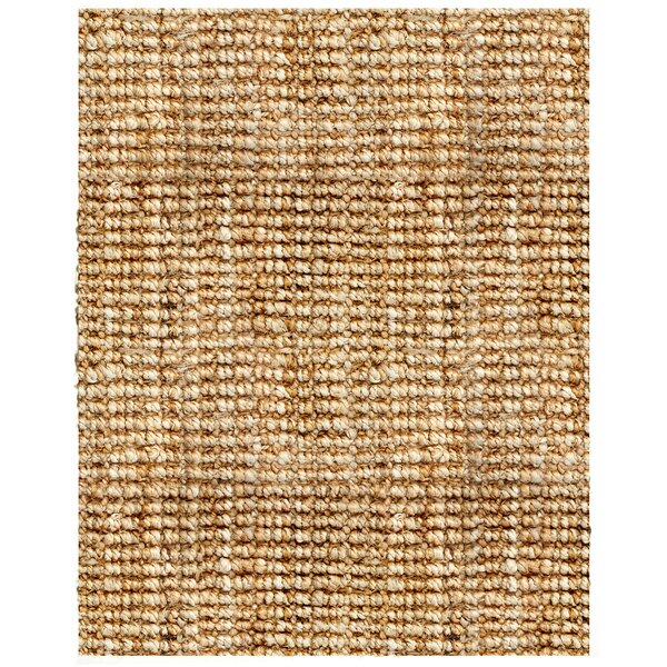 Helvetia Hand-Woven Brown Area Rug by The Conestoga Trading Co.