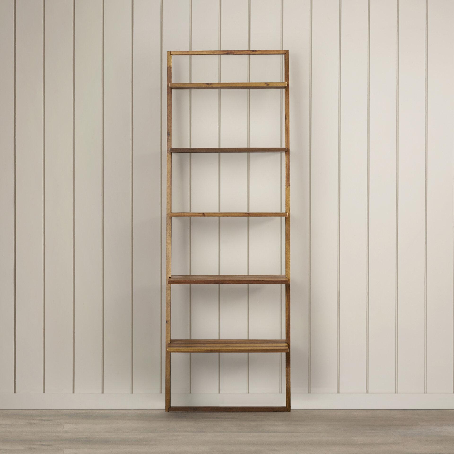 Noelle Ashlynn Ladder Bookcase