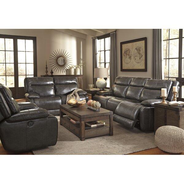 Gigi Reclining Configurable Living Room Set by Trent Austin Design