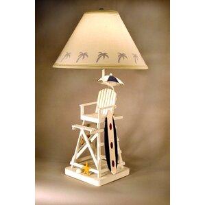 Lifeguard Chair Lamp   Wayfair