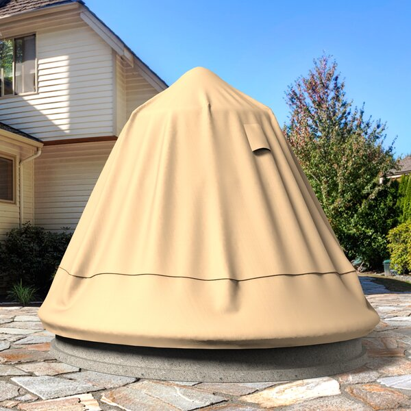 Chelsea Fountain Cover by Budge Industries