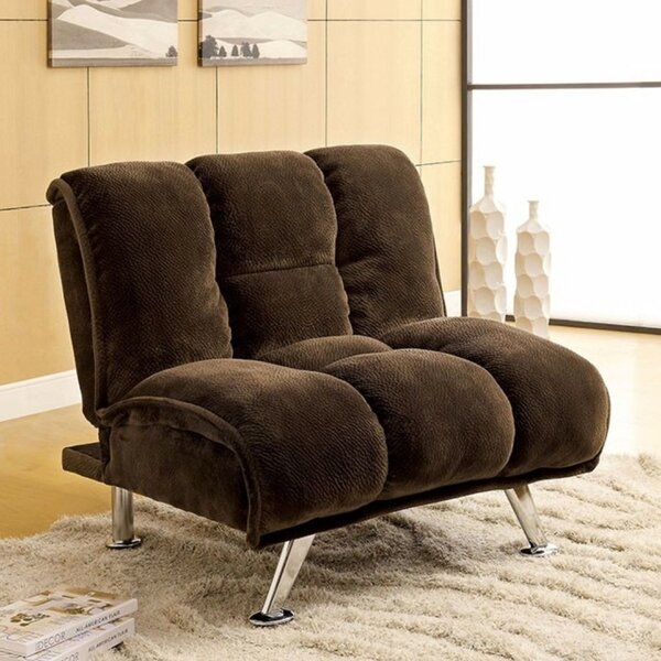 Delamarter Convertible Chair by Latitude Run