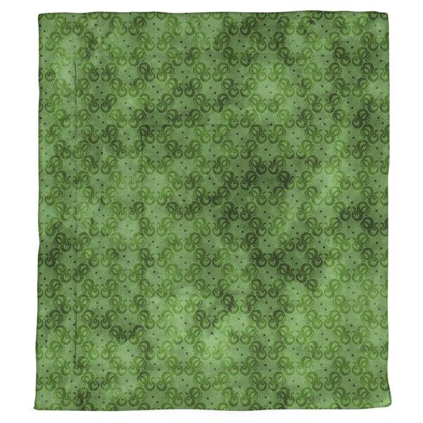 Avicia Snakes Pattern Single Reversible Comforter