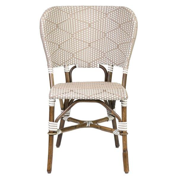 Ferrin Patio Dining Chair by Bloomsbury Market Bloomsbury Market