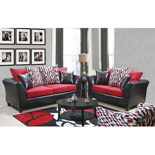 Forese 2 Piece Living Room Set by Winston Porter