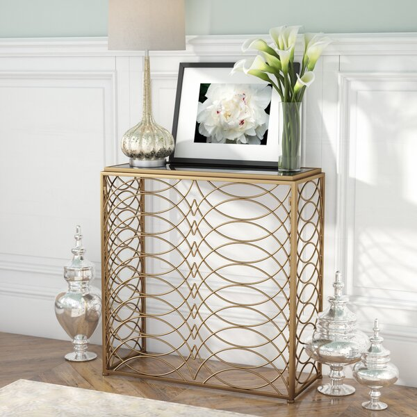 Bracknell Console Table by Mercer41