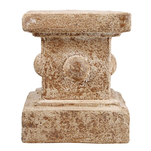 Fromm Pedestal by Bungalow Rose
