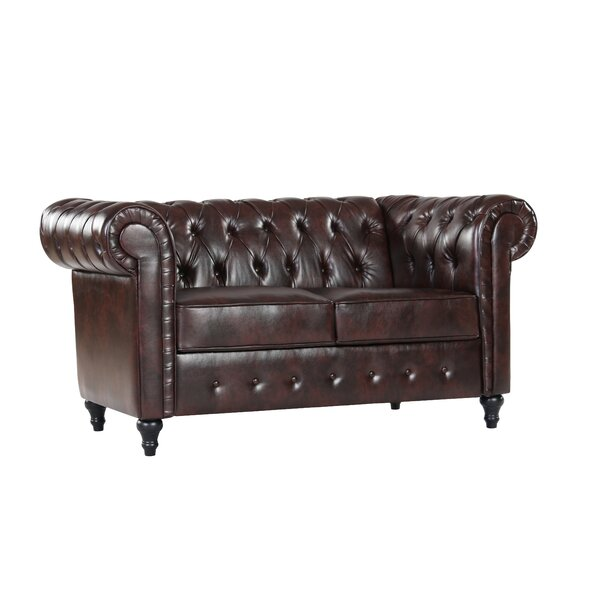 Amburgey Loveseat by Darby Home Co