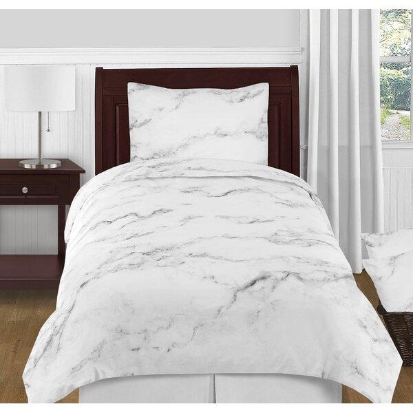 Marble 4 Piece Comforter Set by Sweet Jojo Designs
