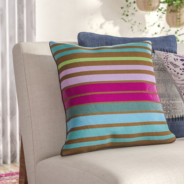 Radad Sparkling Throw Pillow by Bungalow Rose