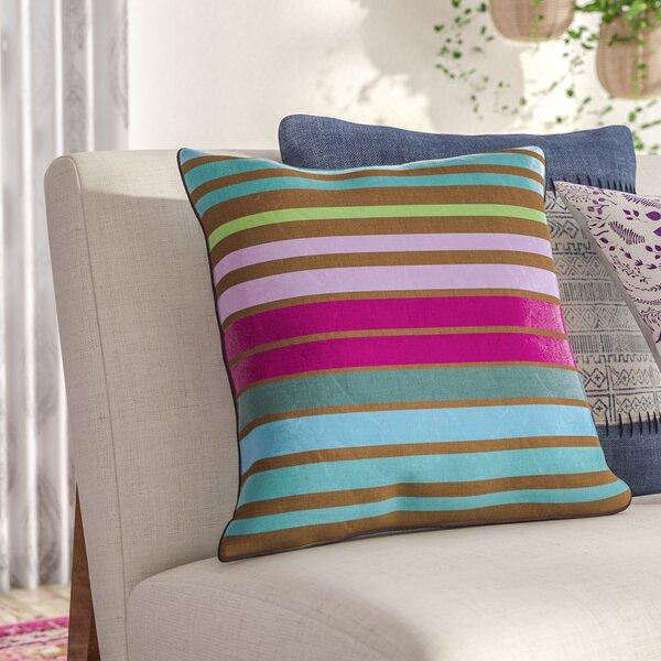 Radad Sparkling Throw Pillow by Bungalow Rose