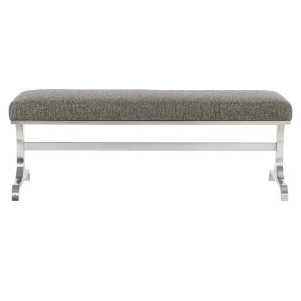 Decorage Upholstered Bench by Bernhardt