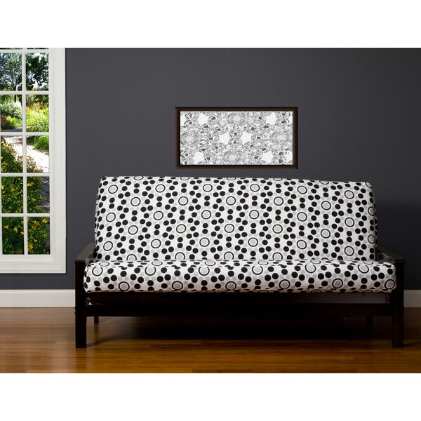 Zipper Box Cushion Futon Slipcover by Brayden Studio