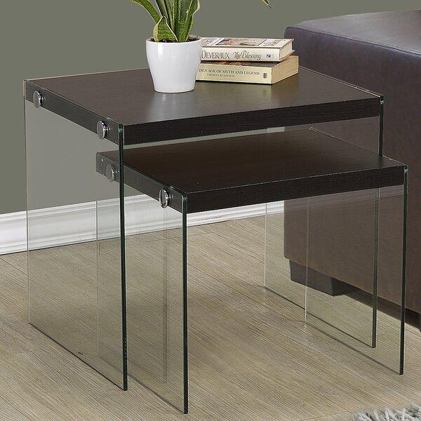 1 Piece Nesting Tables [Monarch Specialties Inc ]
