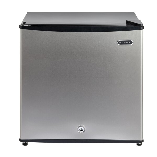 Energy Star 1.1 cu. ft. Upright Freezer by Whynter