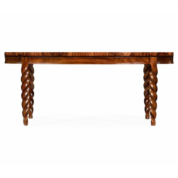 Twist Solid Wood Coffee Table By Jonathan Charles Fine Furniture