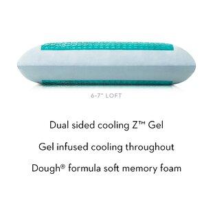Gel Dough Daul Memory Foam Pillow ByAlwyn Home