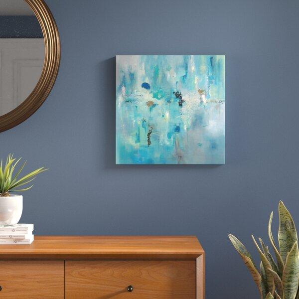 A Story to Tell Painting Print on Wrapped Canvas by Langley Street