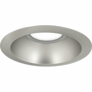 Buy clear Round 6 Recessed Retrofit Downlight By Progress Lighting