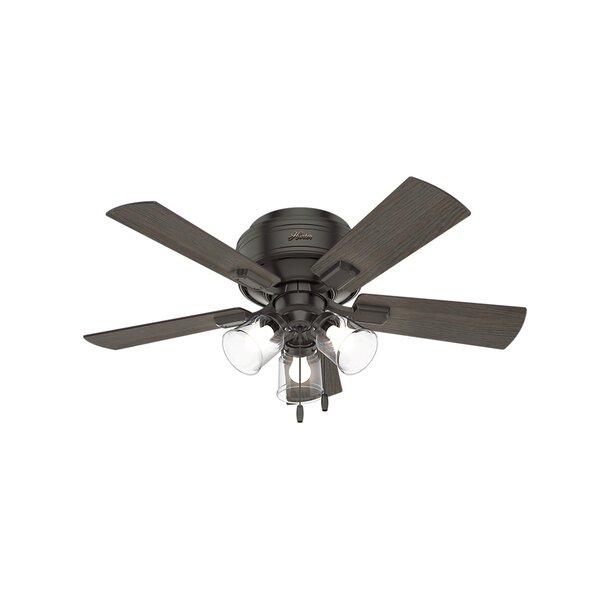 42 Crestfield 5 Blade LED Ceiling Fan by Hunter Fan