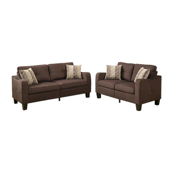 Peringer 2 Piece Living Room Set by Red Barrel Studio