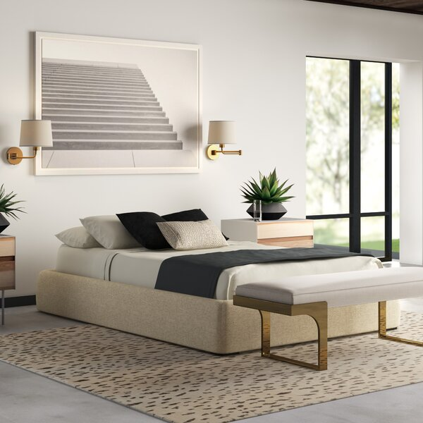 Lid Full Platform Bed by Blu Dot