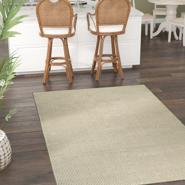 Dionne Hand-Tufted Ivory Area Rug by Bayou Breeze
