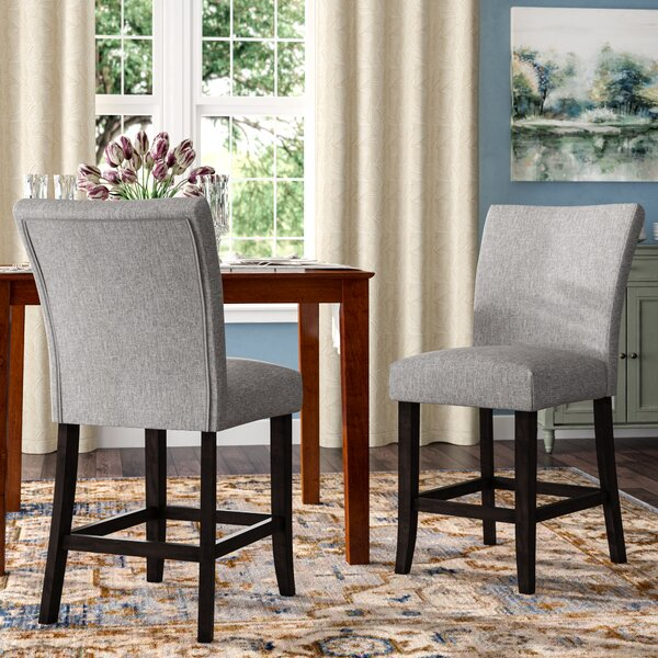 Lancaster 26 Bar Stool (Set of 2) by Three Posts