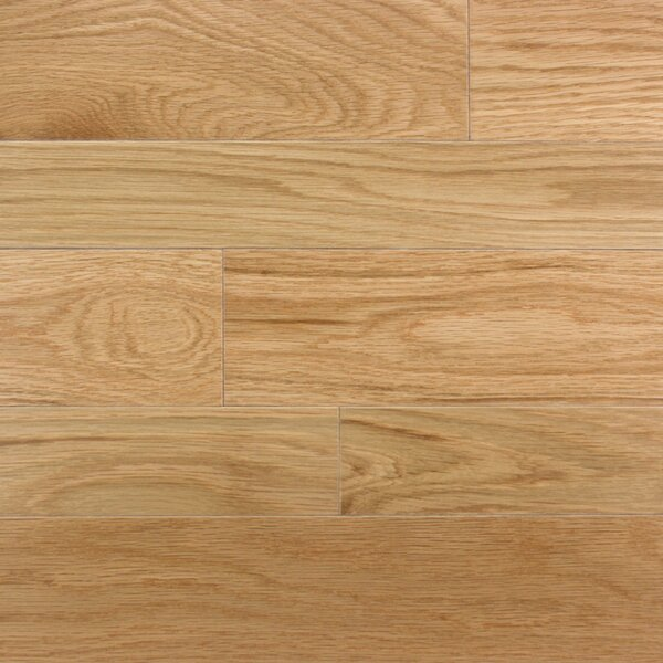 Homestyle 3-1/4 Solid White Oak Hardwood Flooring in Natural by Somerset Floors