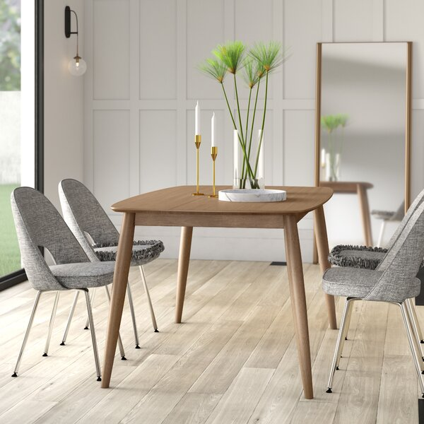 Goodlow Dining Table by Mercury Row